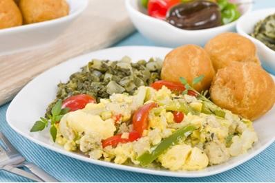 Jamaican Ackee and Saltfish