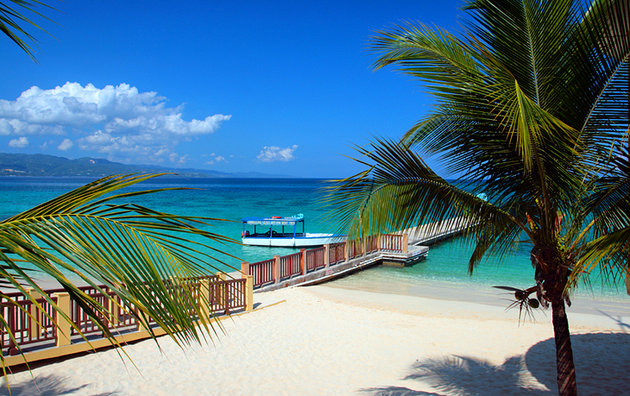 Doctor's Cave Beach, Montego Bay